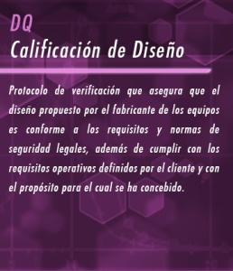 Calificación de Diseño